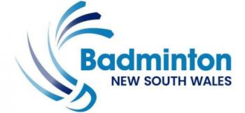 Badminton NSW Logo